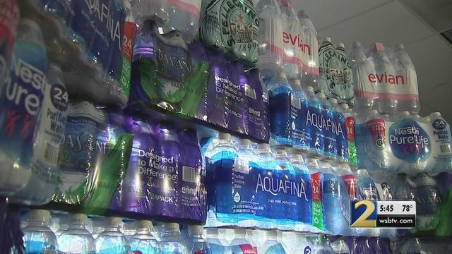Your bottled water is probably contaminated with tiny
