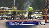 5 dead in military plane crash near Savannah, officials say