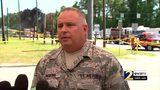 RAW VIDEO: Military gives update on Savannah plane crash