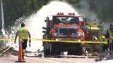 Military plane crash in Savannah kills at least 5.