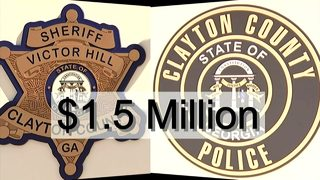 Officers reach $1.5M settlement with Clayton County for unpaid work