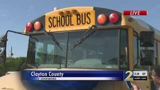 Man says school bus cameras unfairly tickets drivers