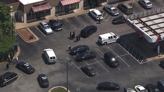 Police investigating deadly shooting at shopping plaza in DeKalb County