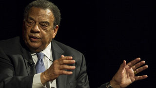 Former U.N. Ambassador Andrew Young hospitalized after falling ill