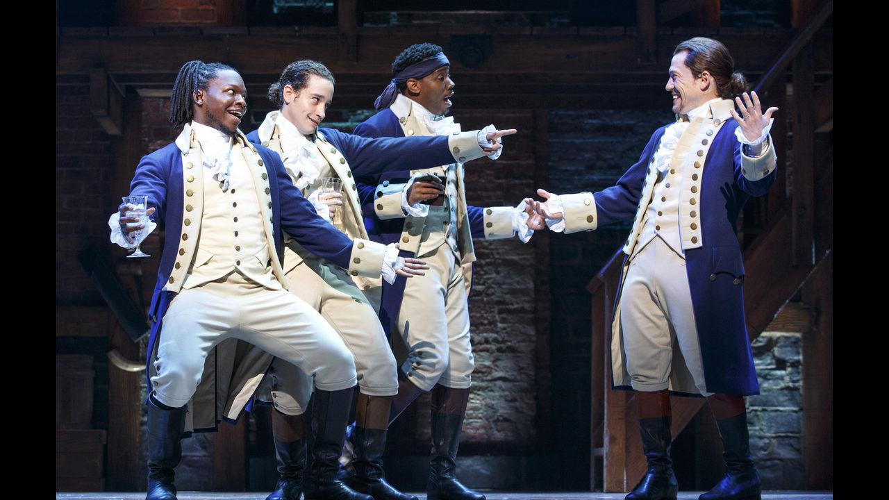 'Hamilton' dates announced for 2020 Atlanta return