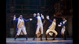 """""""Hamilton"""" tells the story of Alexander Hamilton, one of the founding fathers of America."""