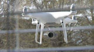 Atlanta woman says drone 'peeped