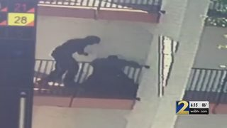 Newly released video shows brother, boyfriend beating man accused of stalking local law maker