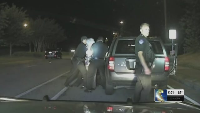 Officer quits after controversial traffic stop involving grandmother