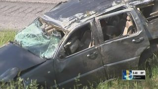 Truck driver who tried to save girl from rollover crash says
