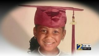Girl severely burned by grease has 'graduation