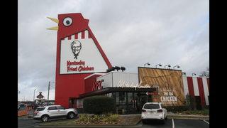 PHOTOS: The Big Chicken in Marietta