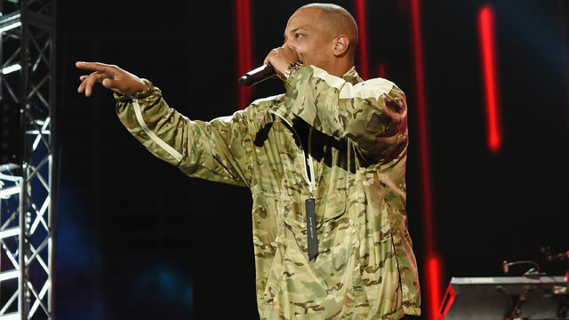 BREAKING: Rapper T.I. arrested in Henry County