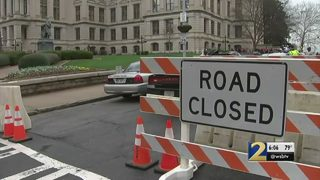City says it has serious concerns over closing downtown street near Capitol building