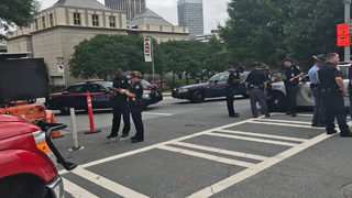 Fire officials say suspicious package near State Capitol was weather balloon