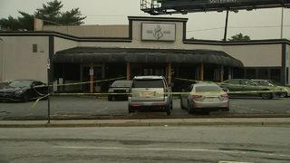 Woman shot in parking lot of Buckhead lounge; Gunman at large