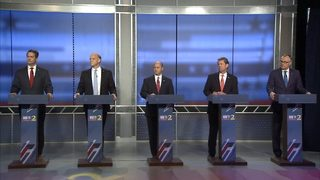 Republican, Democratic candidates for Georgia governor face off on Channel 2