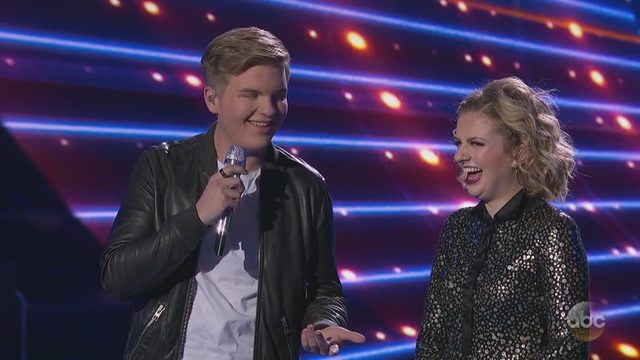 Idol were more than prepared to see a winner be announced during tonights finale..