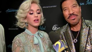 RAW: Katy Perry, Luke Bryan, Lionel Richie talk Caleb
