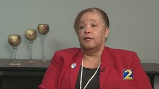 Human Services Commissioner Robyn Crittenden is One on One with Jocelyn Dorsey