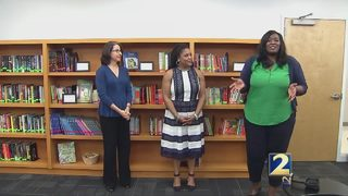 Literacy Action opens new library with donated books