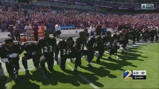 NFL commissioner on National Anthem policy: