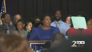 Stacey Abrams turns her focus to November general election