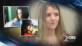 Teen says there was nothing she could have done to prevent crash that killed three