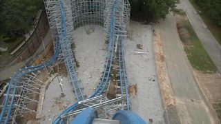 Twisted Cyclone opens at Six Flags Over Georgia