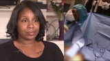 Woman says 'dancing doctor' left her with disfiguring scars