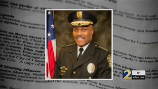 Lithonia City Council fired police chief the same day he tried to resign, documents show