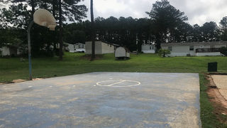Teenager killed on basketball court over a football, witnesses say