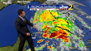 Alberto: What is a subtropical storm?