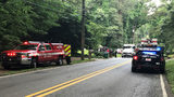 1 dead in Sandy Springs house fire.