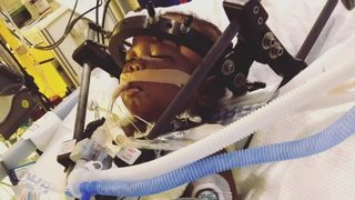 7-month-old seriously injured in distracted driving crash, mother says