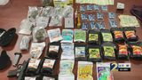 Police seize trunk full of drug-laced candy