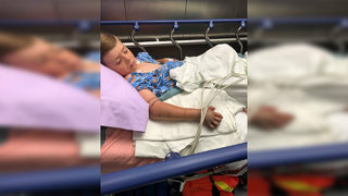 Family trip turns terrifying when copperhead snake bites 6-year-old boy