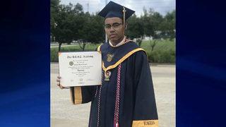Teen, who graduated high school Friday, shot to death in NW Atlanta