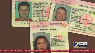 Georgia drivers licenses will get an upgrade
