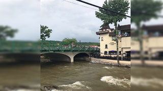 Floodwaters impact Northeast Georgia tourist attractions