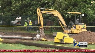 Officials warn people to prepare for possible water outages
