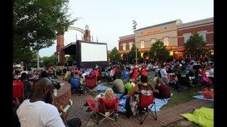 See FREE movies all summer around Atlanta