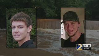Grandfather of 1 of 2 teens missing in creek says family isn