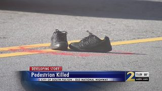 Witnesses help officers catch hit-and-run driver who killed pedestrian, police say