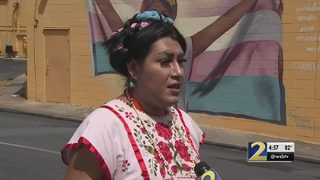 Local transgender woman from Mexico wins fight to stay in country