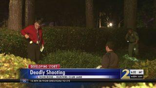 Man shot, killed outside Gwinnett County apartment