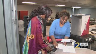 About a hundred votes separate two candidates in recount for state senate race