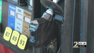 Police searching for suspect they say stole $60K worth of gas