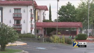 Boy, 2, beaten to death in hotel room, authorities say