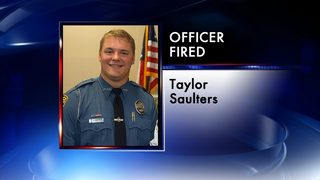 Chief defends decision to fire officer who hit suspect with patrol car